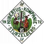 Hubertusschützen Stürzelberg Logo